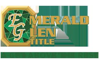 Emerald Glen Title